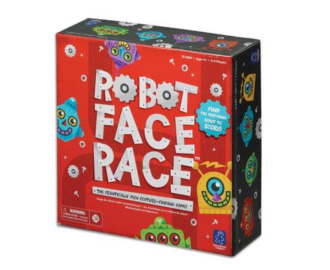 Robot Face Race-3