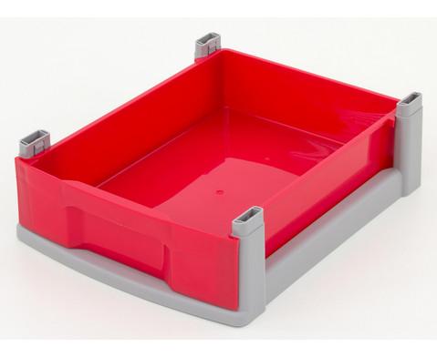 Flexeo Box grauer Rahmen klein-2