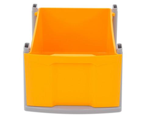 Flexeo Box grauer Rahmen gross-24