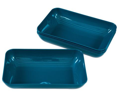 Materialschalen gross 5 Stueck in einer Farbe-34