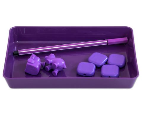 Materialschalen klein 5 Stueck-17