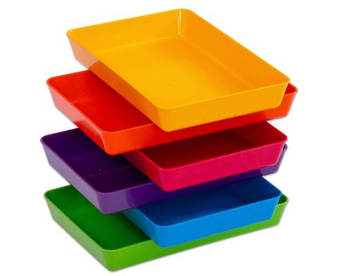 Betzold Materialschalen 6er-Set