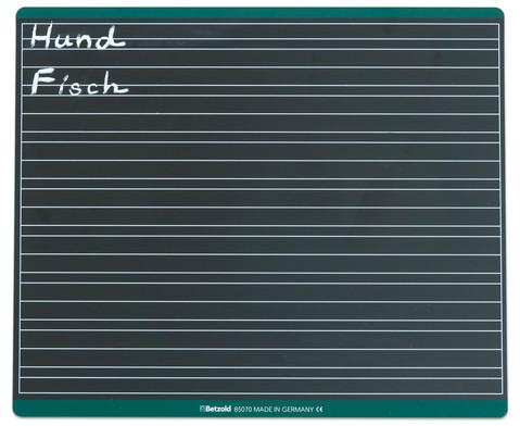 Linierte-Karierte Schreib-Tafeln-8