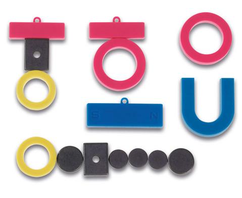 Set mit verschiedenen Magneten-1