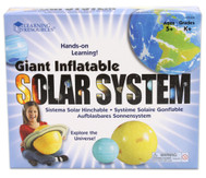 Sonnensystem zum Aufblasen, 11-tlg