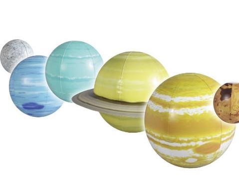 Sonnensystem zum Aufblasen 11-tlg-4