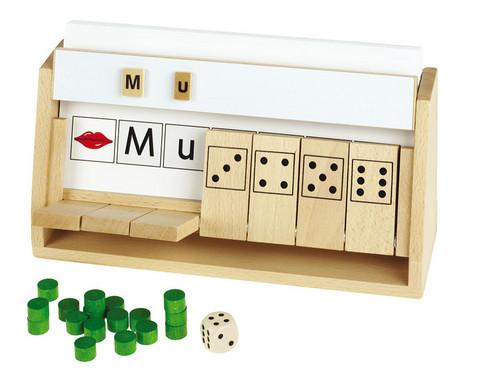 Klappe auf Buchstabierspiel ohne magnetisches Leseset-1