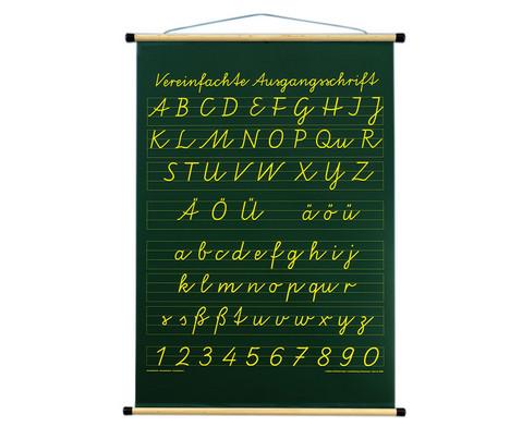 Schrifttafel I