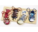 Holzpuzzle Schuhe-2