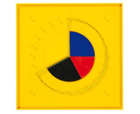 Arbeits-Set Bruchrechnen und Geometrie-2