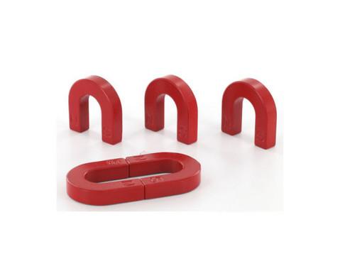 Hufeisen-Magnete 5 Stueck-2