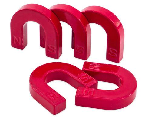 Hufeisen-Magnete 5 Stueck-1