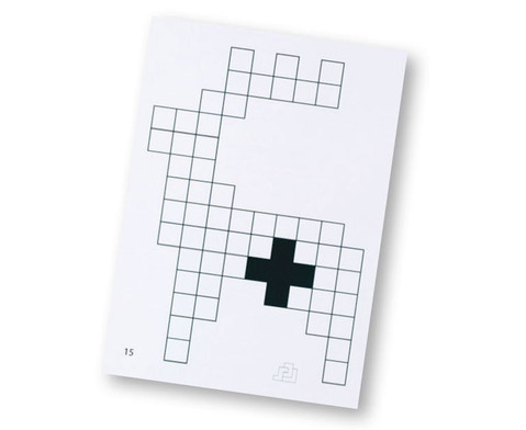 Pentomino-Arbeitskarten Satz 2-1