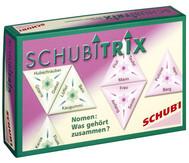 SCHUBITRIX - Nomen: Was gehört zusammen