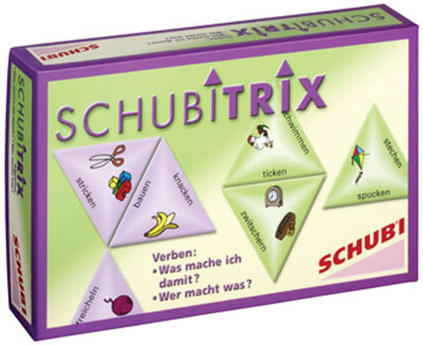 SCHUBITRIX - Verben 2-1