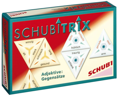 SCHUBITRIX - Adjektive Gegensaetze-1