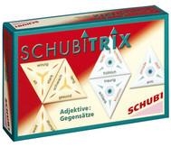 SCHUBITRIX - Adjektive: Gegensätze