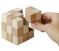 Magic Blocks mit Holzbox