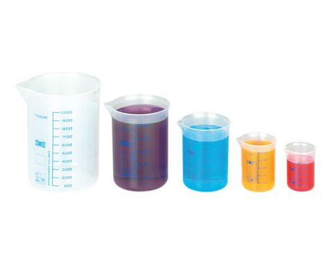 Messbecher mit ml-Skala-1