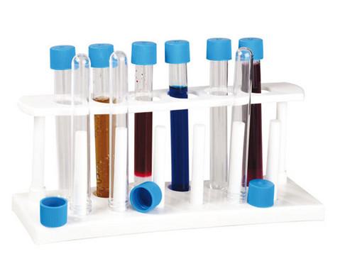 Reagenzglas-Staender fuer 6 Reagenzglaeser-1