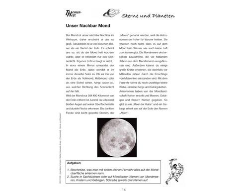 Themenheft Sterne und Planeten - 3-5 Klasse-3