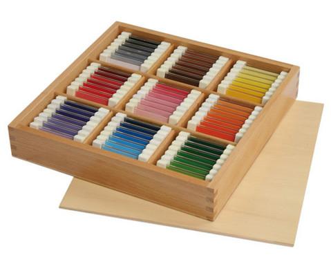 Farbtaefelchen im Holzkasten-2