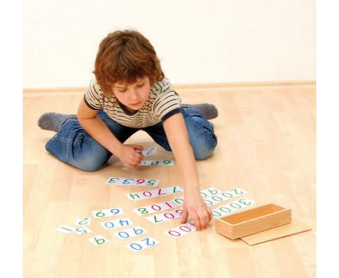 Zahlenkarten aus Kunststoff-3