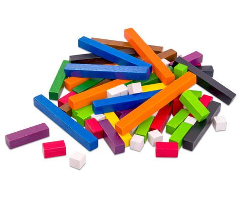 Kleiner Satz mit farbigen Staeben-3