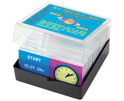 Uhrzeit-Domino-1