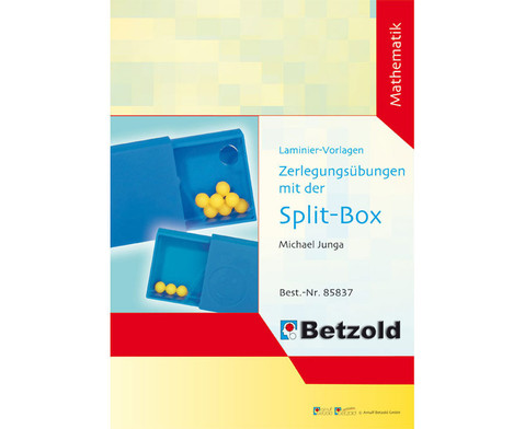 Zerlegungsuebungen mit der Split-Box