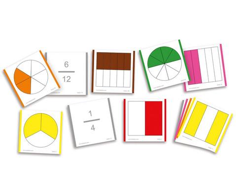 115 farbige Bruchrechenkarten-2