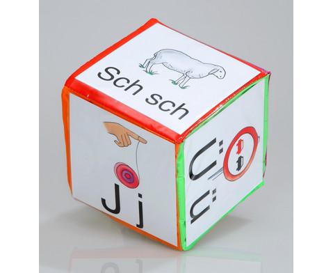 Satz mit 3 Pocket Cubes-3