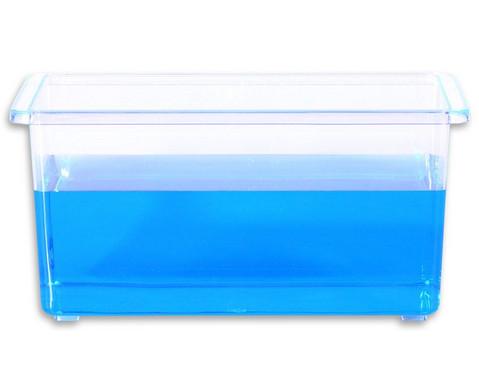 Betzold Set 10 x kleiner Experimentier-Behaelter 6 Liter
