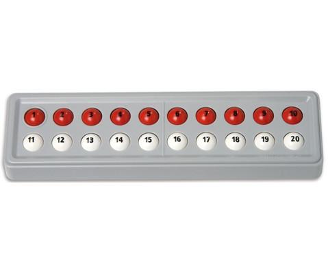 Schubi Abaco 20 mit Zahlen