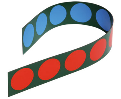 Doppelseitig magnetische Zehner-Wendestreifen-4