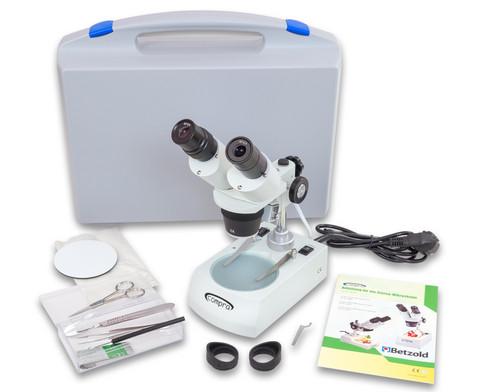 Stereo-Mikroskop-Set