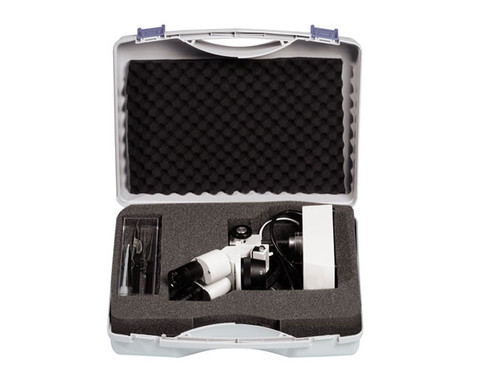 Stereo-Mikroskop ST 0-40R LED Praeparierbesteck Schutzkoffer-1
