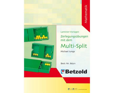 Kopier-Vorlagen Zerlegungsuebungen mit dem Multi-Split-1