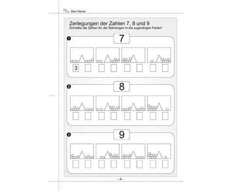 Kopier-Vorlagen Zerlegungsuebungen mit dem Multi-Split-2