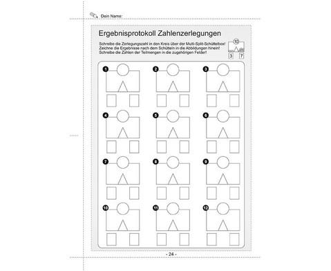 Kopier-Vorlagen Zerlegungsuebungen mit dem Multi-Split-3