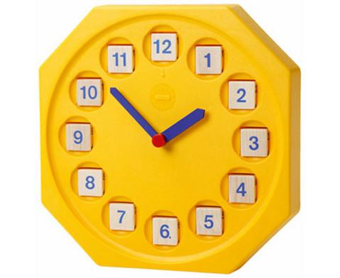 Lern-Uhr Zeit  Zeiger-1