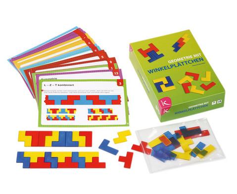 Geometrie mit Winkelplaettchen