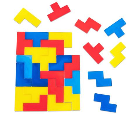 Erweiterungsset mit 27 Winkelplaettchen