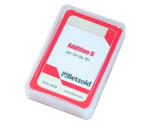 Betzold Addition II - Karten fuer den Magischen Zylinder