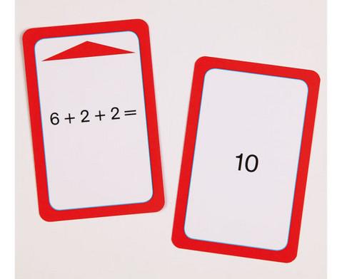 Kartensatz fuer den Magischen Zylinder - Addition III-2