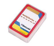 Kartensatz für den Magischen Zylinder - Multiplikation I