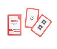 Kartensatz für den Magischen Zylinder - Menge-Zahlzuordnung bis 10