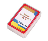 Kartensatz für den Magischen Zylinder - Menge Zahlzuordnung bis 50