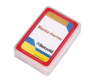 Kartensatz für den Magischen Zylinder - Blanko-Karten
