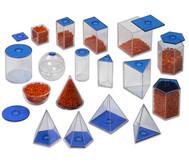 17 Mini-Füllkörper, 6 cm, blau